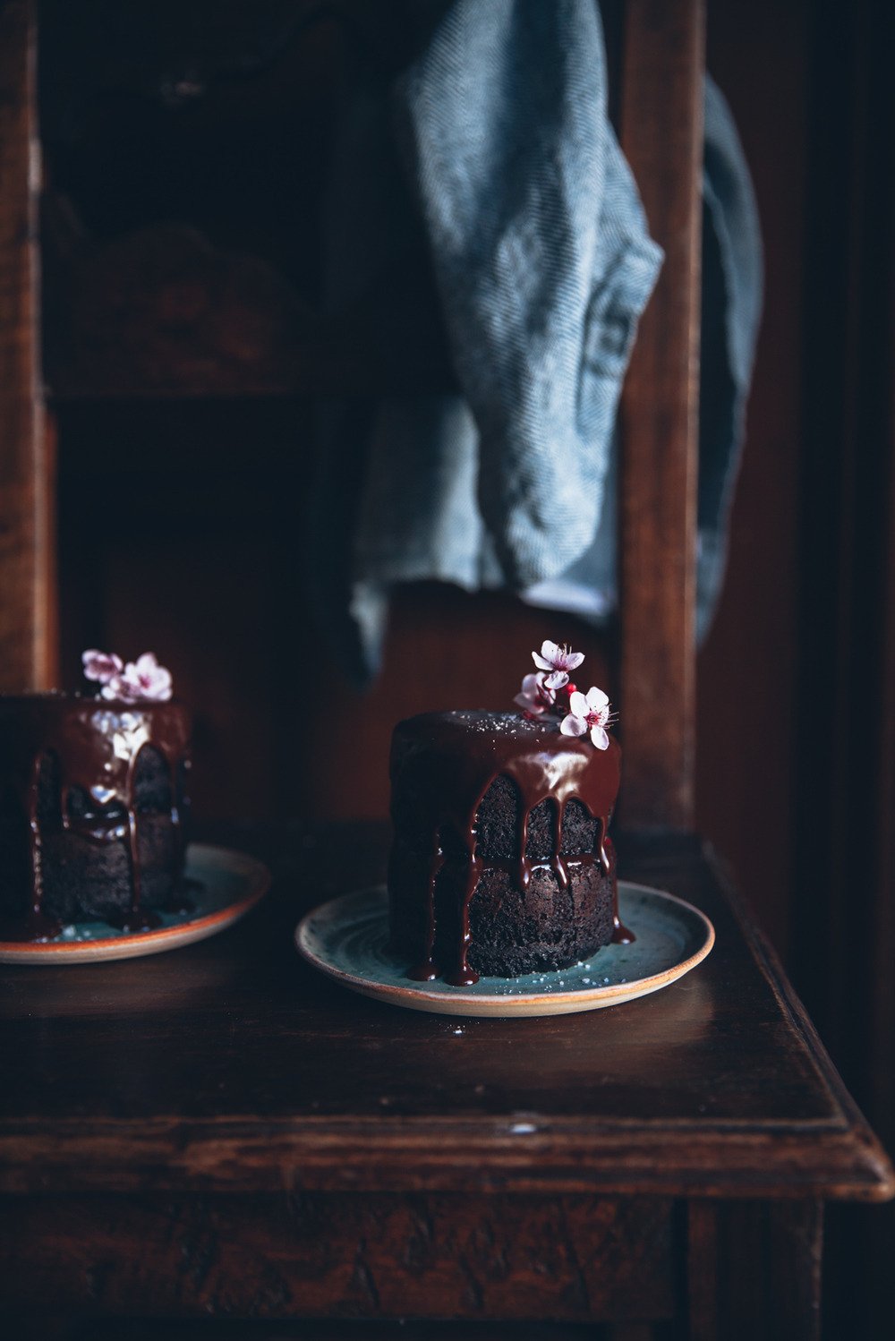 Chocolate cakes - First We Eat workshop