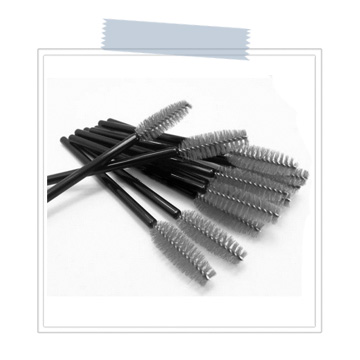 Fresh Mascara Wand  Don't forget to keep your lashes neat and tidy between visits. Use the mascara wand, provided at your appointment, to gently brush your extensions.
