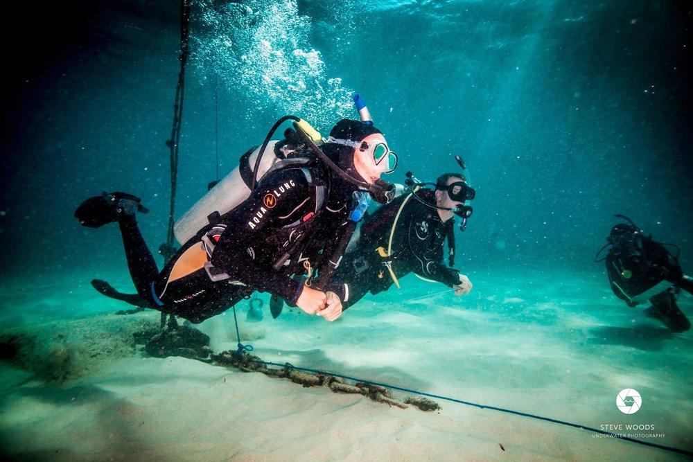 Open water Training
