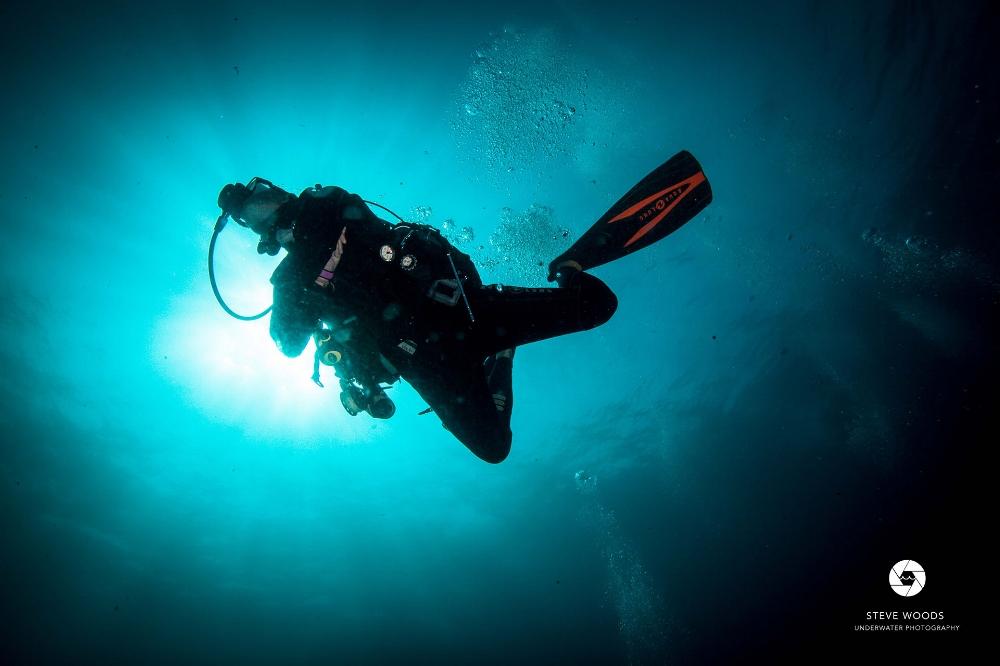 PADI Drift Diver, Nusa Penida, Bali, Indonesia