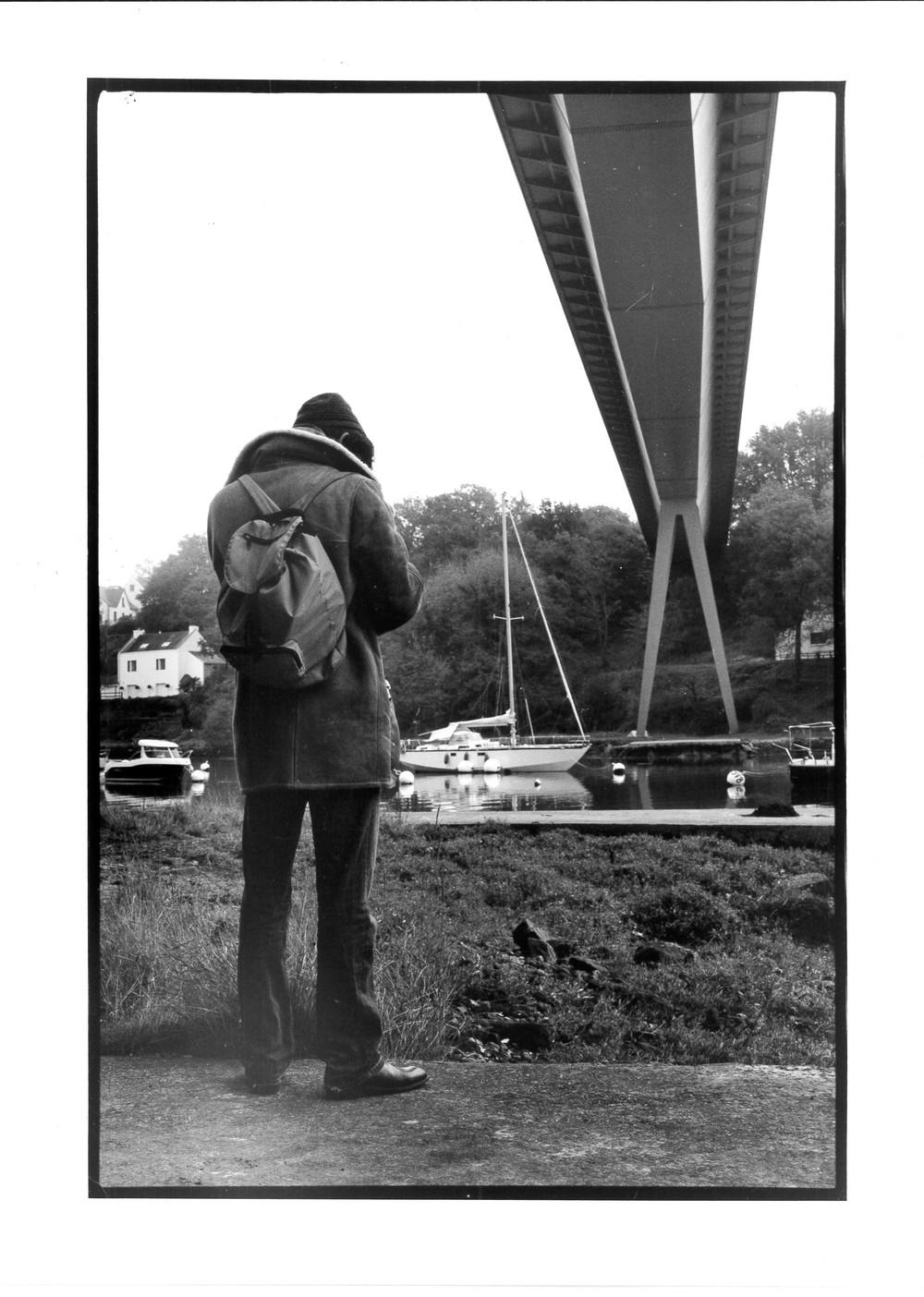 Pont, Le Bono 2012 24x36 cm