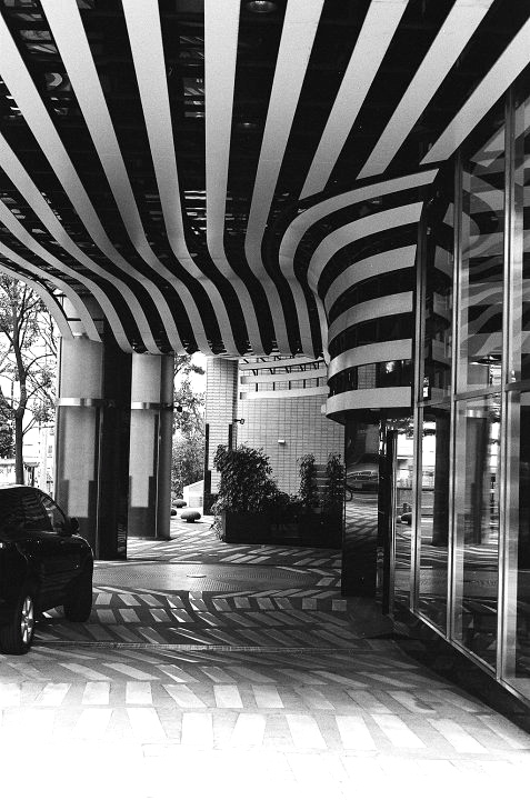 Entree Graphique, Tokyo 2010 24x36 cm