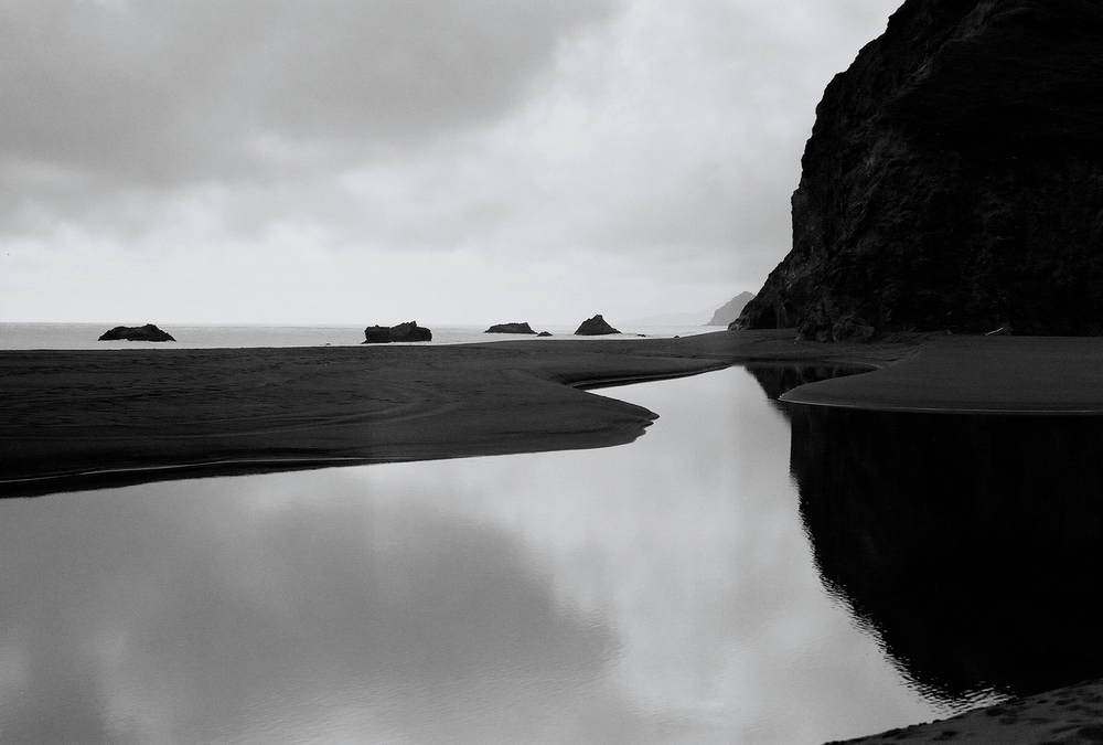 Lost Coast, California 2010 24x36 cm