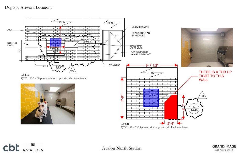 Avalon North Station Dog Spa Artwork Locations.JPG