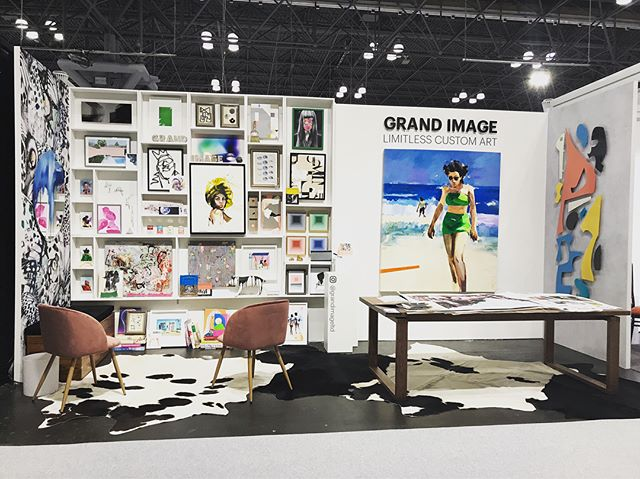 Grand Image is proud to be exhibiting at #bdny2018 this Sunday and Monday in NYC. Come by and visit our booth number 1365. 👀