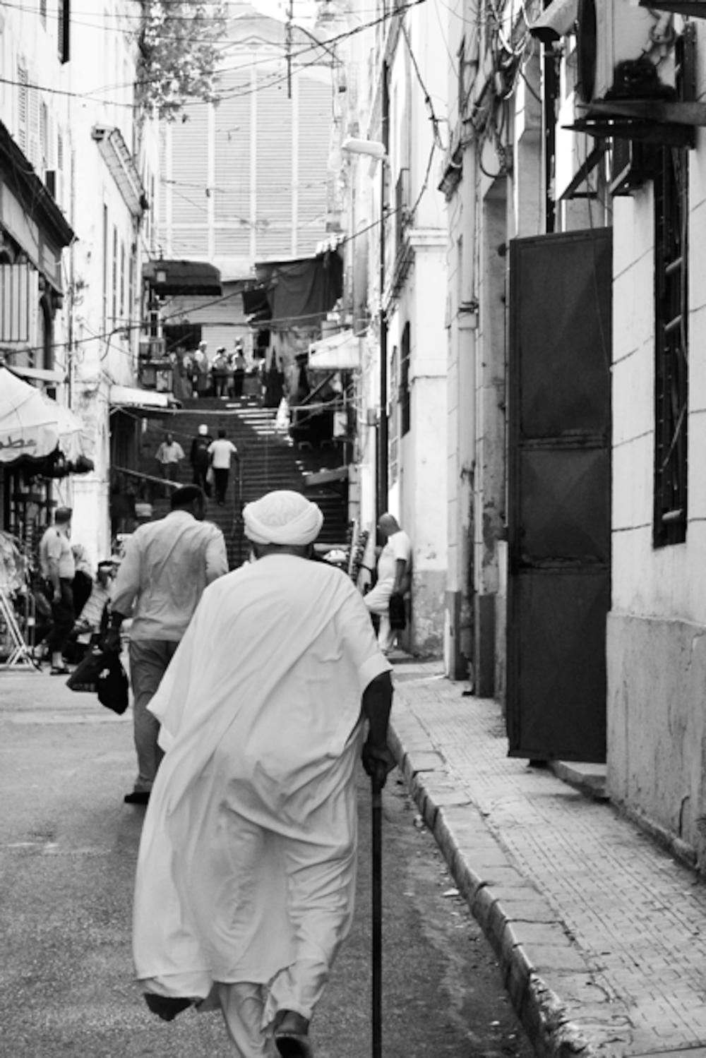 algérois et escaliers
