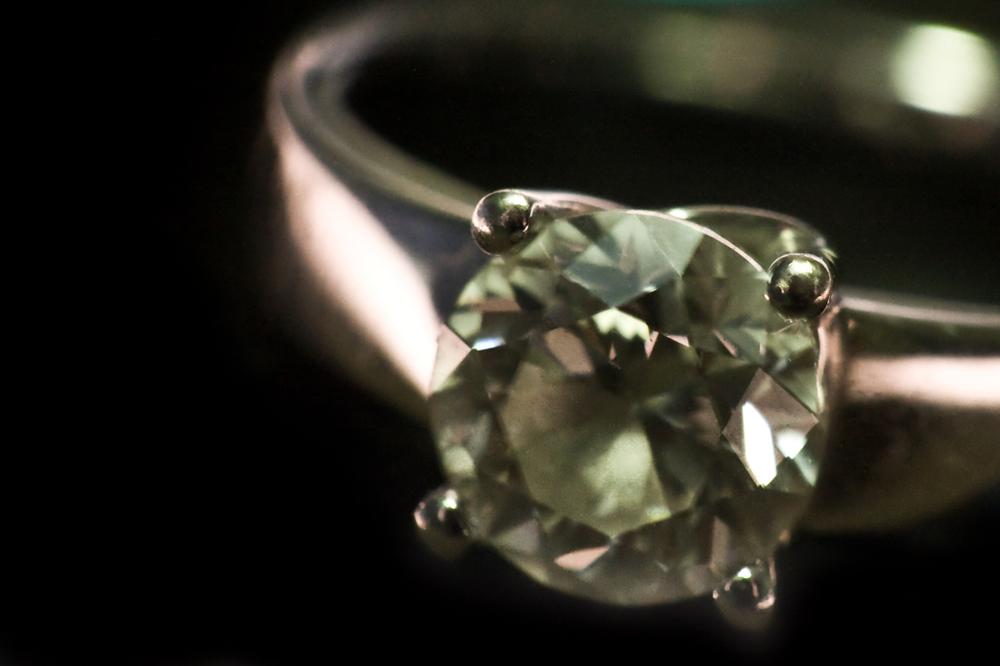 Diamond Solitaire Dallas TX