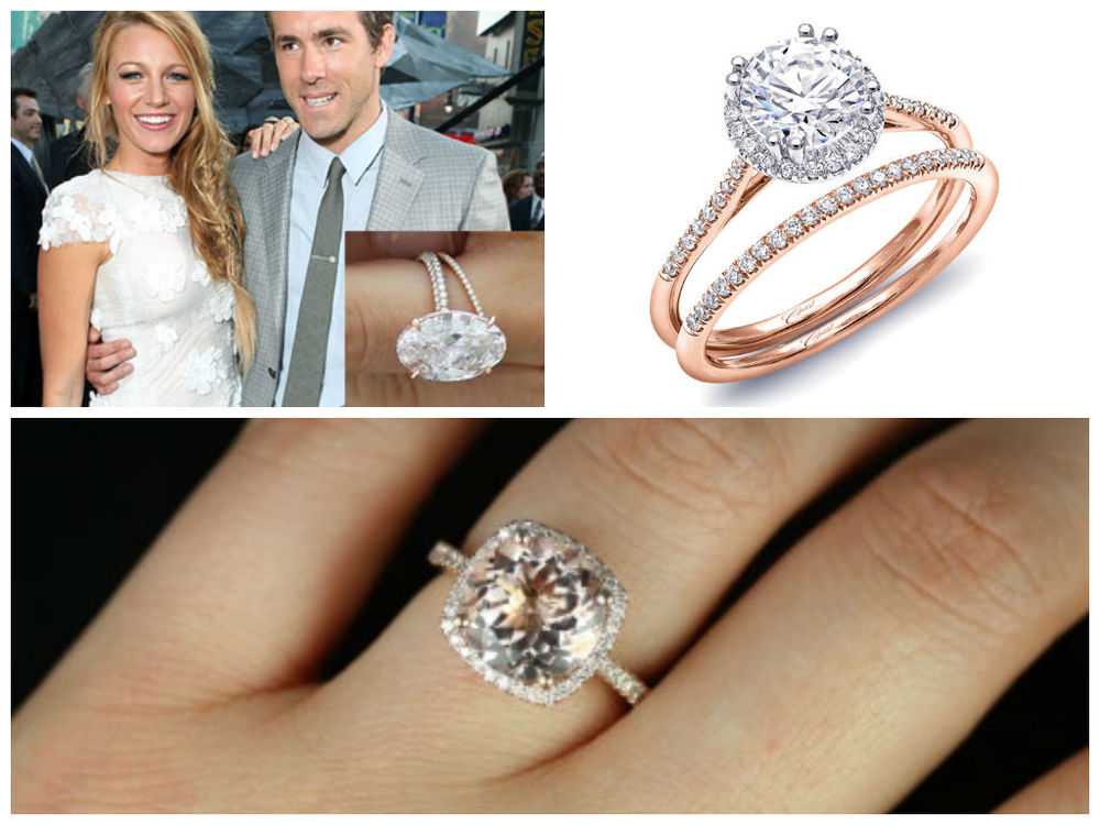 Latest Trends in Celebrity Engagement Ring Motek Diamonds by IDC