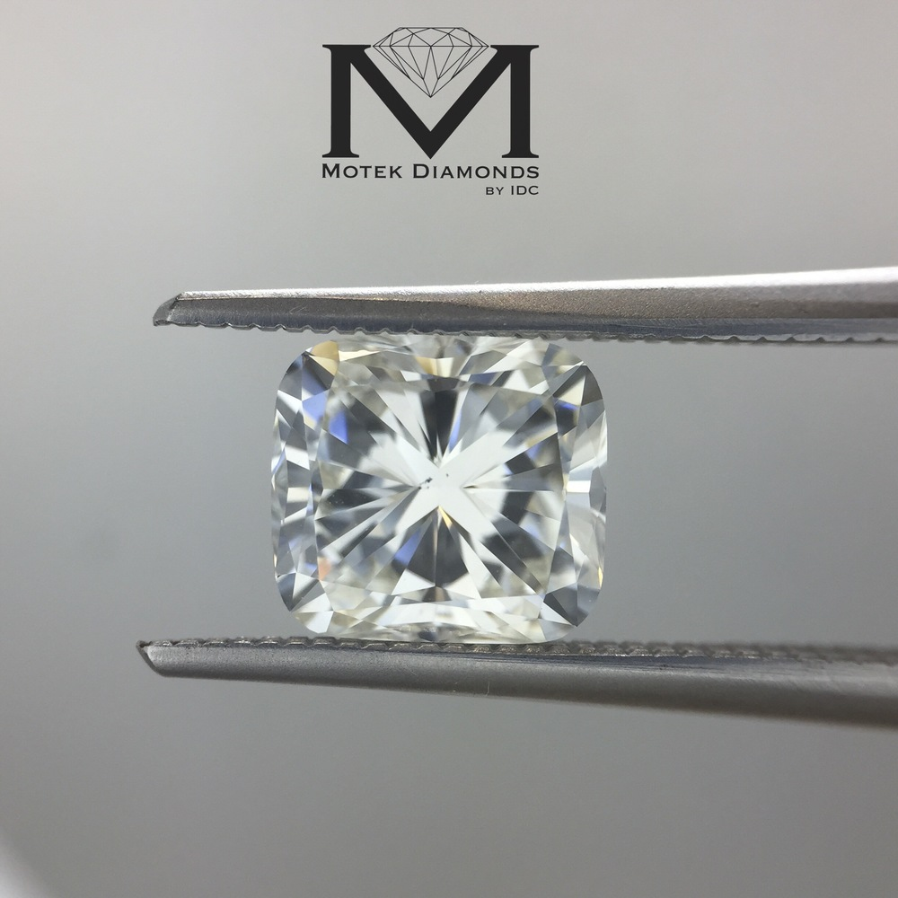 cushion cut diamond motek diamonds by idc dallas tx