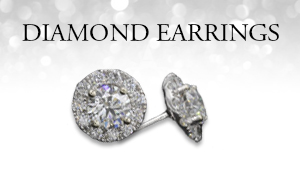 Diamond Earrings in Dallas, TX - Find your perfect earrings for any occasion. With hundreds of different designs, we are confident we can find you the perfect earrings for the perfect price.