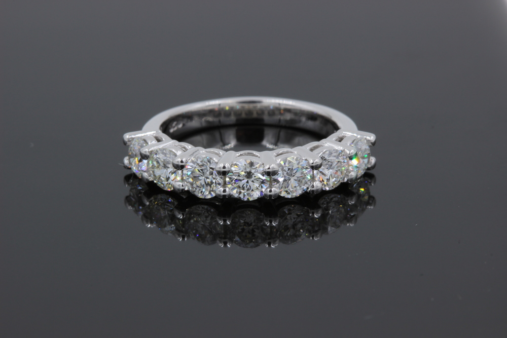 Wedding ring created by Motek Diamonds.