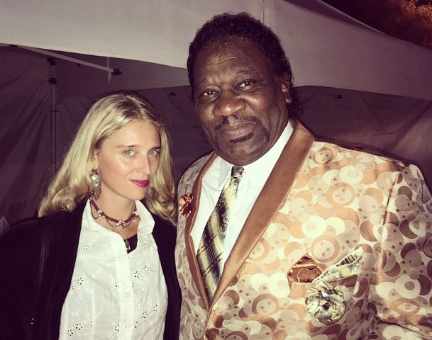 Mud Morganfield, Jazz Attack (UAE) 2017