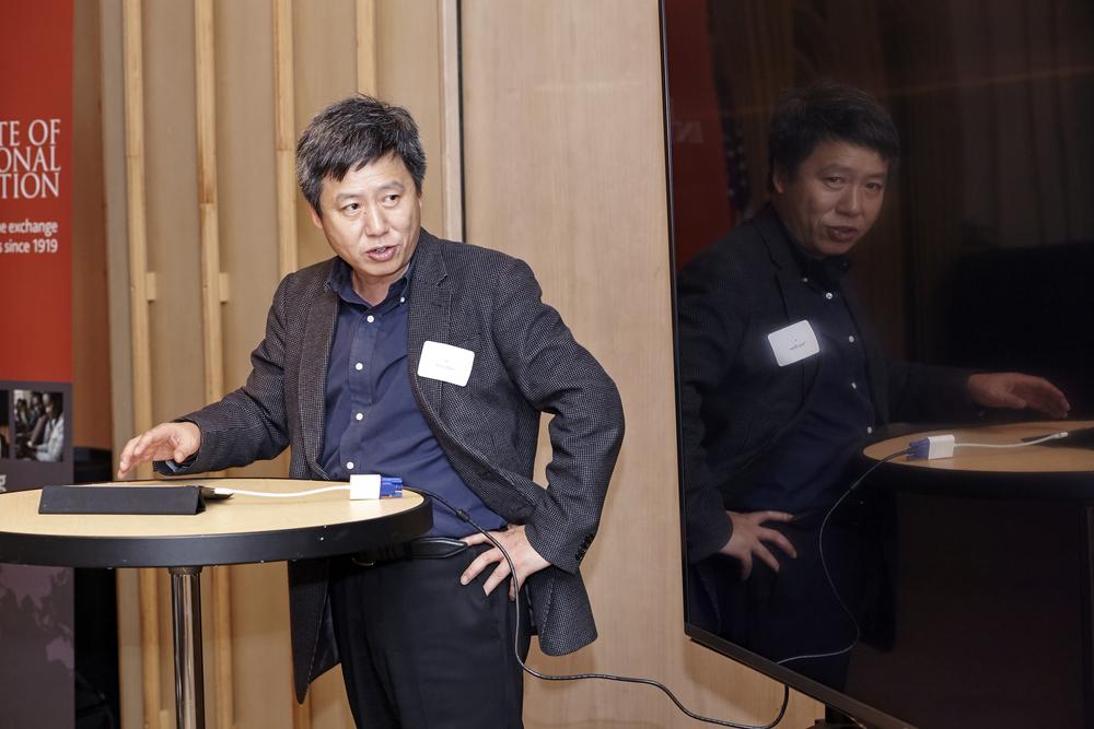 Yong Zhao - keynote speaker November 2014 #LINEed