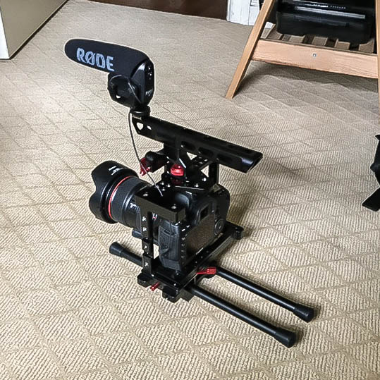 Canon 5d Mark IV Rig