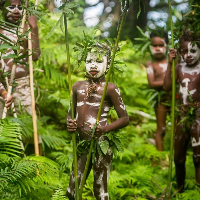 Jungle Boys | Ulawa, Solomon Islands
