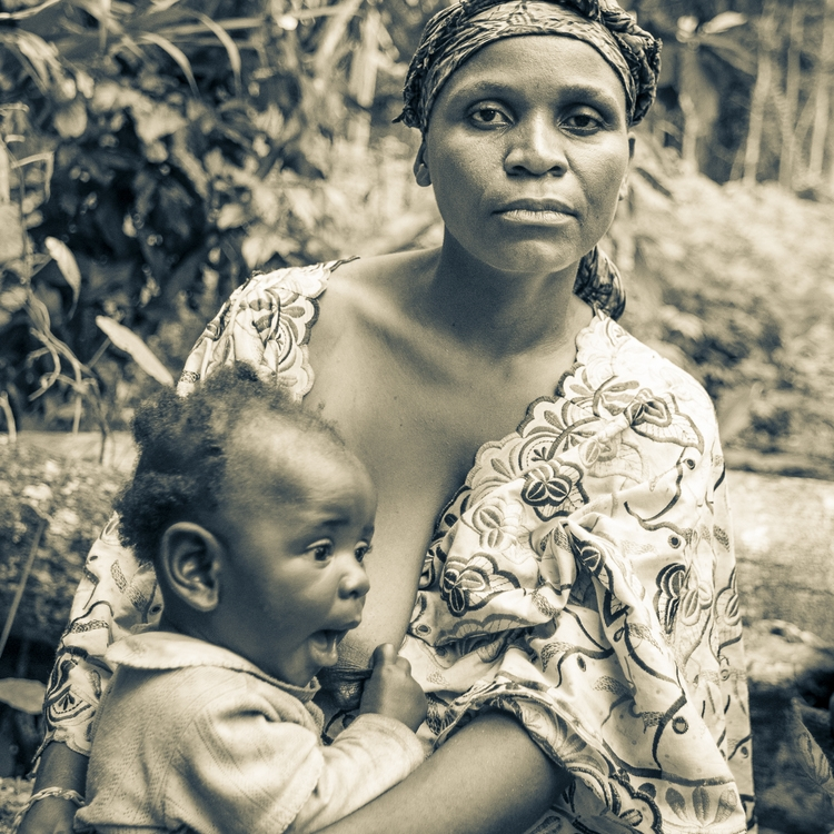 Indigenous families | Cameroon, Africa
