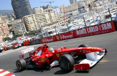 Ferrari's unmistakable red has been a part of the F1 grid since the beginning.