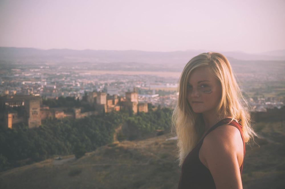 Tamara Alhambra Granada