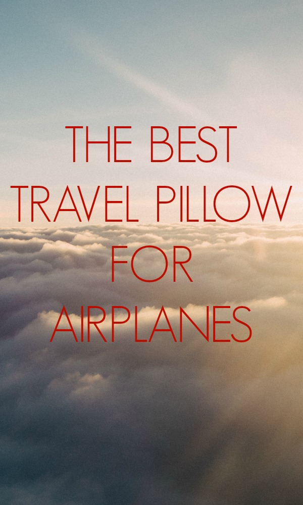 PINTERES TRAVEL PILLOWS