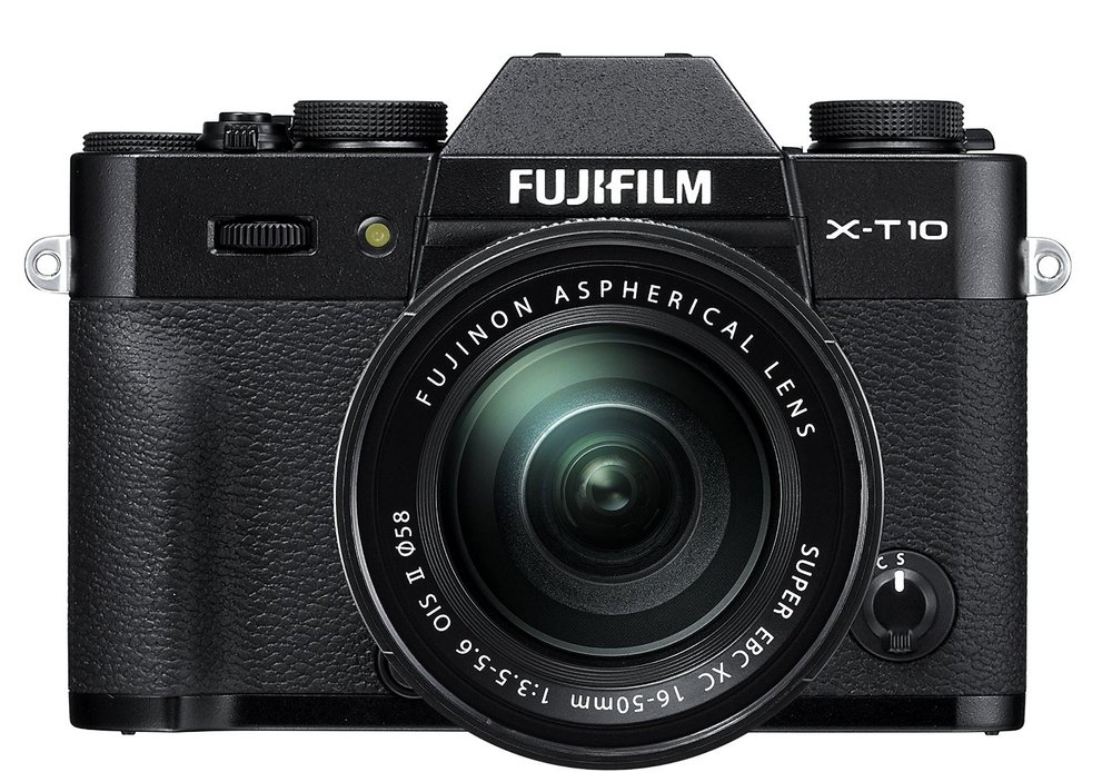 Behold the Fuji X-T10