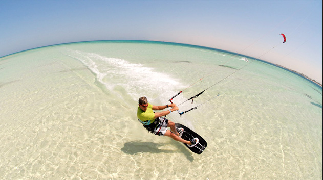 Kite Boarding Grand Cayman