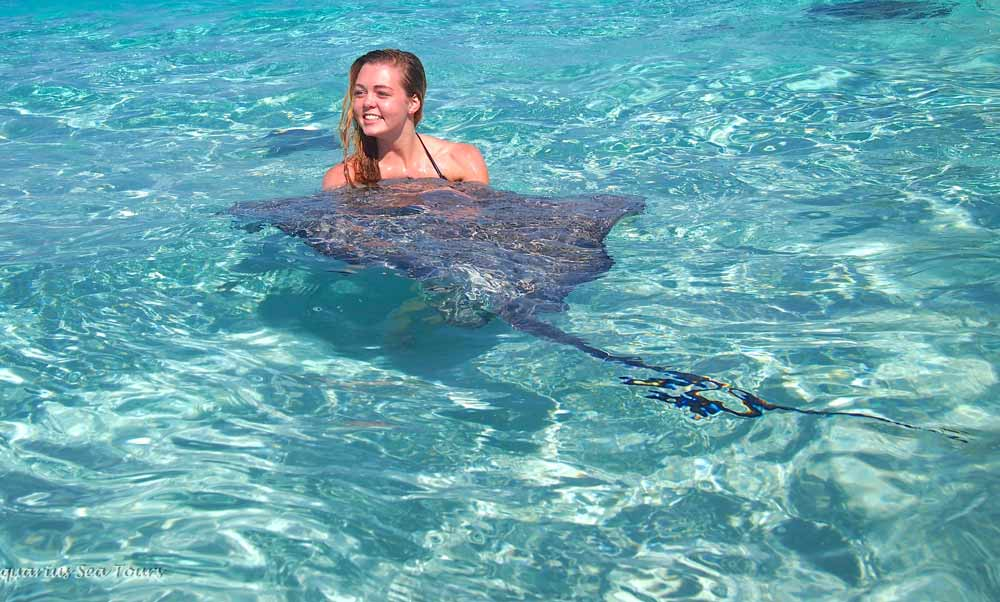 STINGRAY SMILE