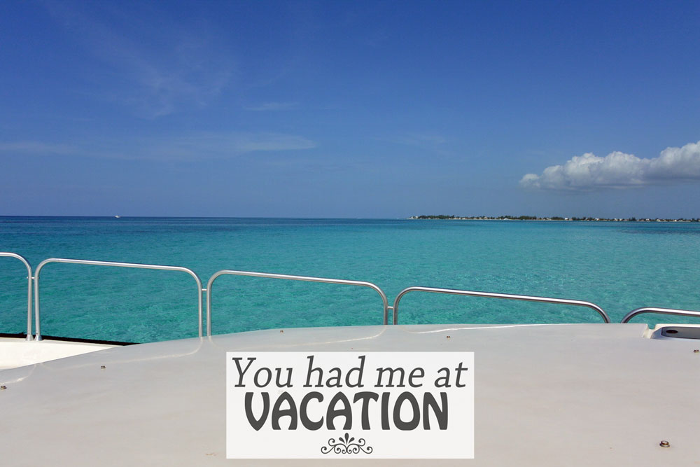 Things to do on vacation in Grand Cayman