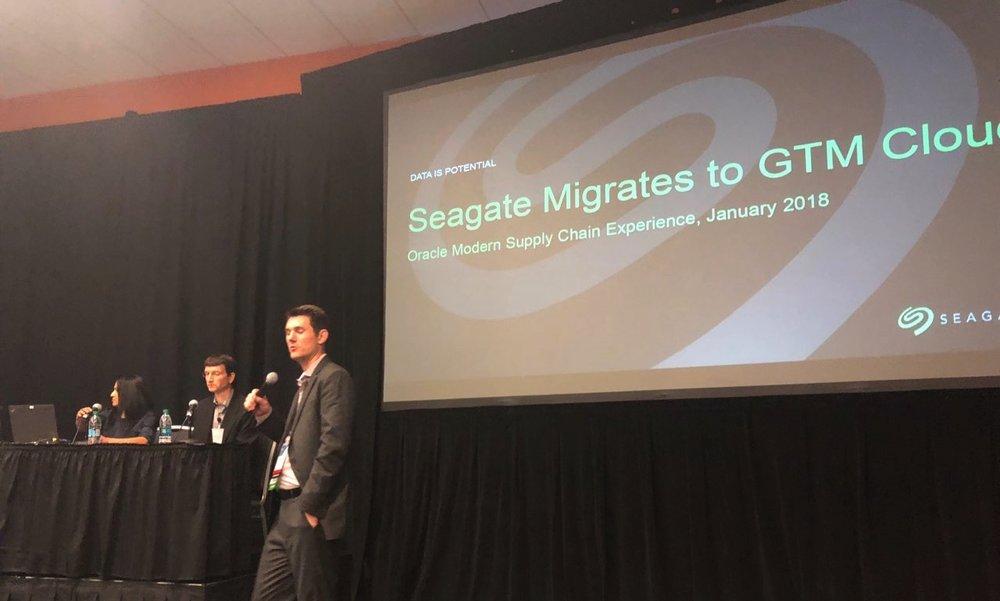 Seagate Presentation: GTM Cloud Migration