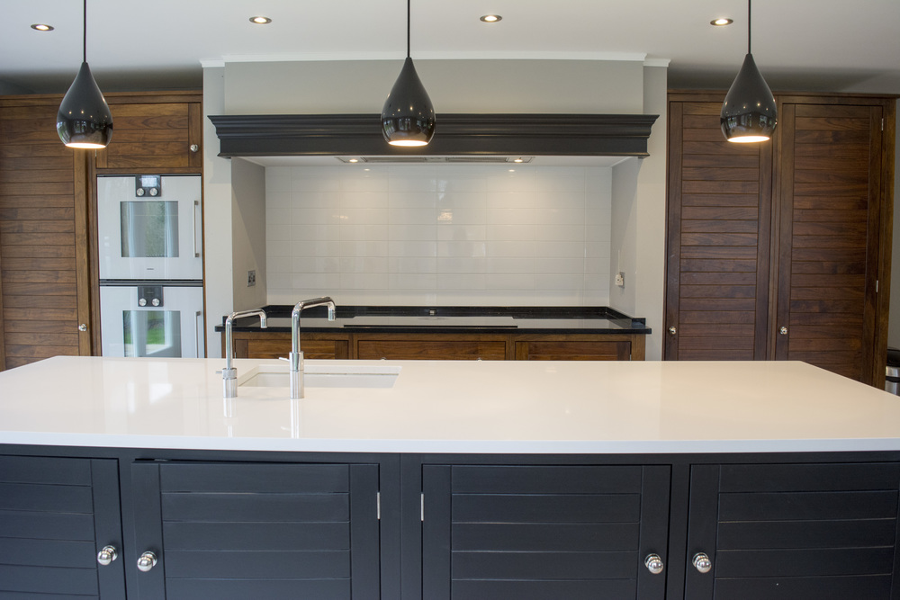 We'll be continuing to work with gorgeous kitchens, lighting and accessories ranges.