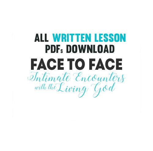 Written Lesson Study Guide
