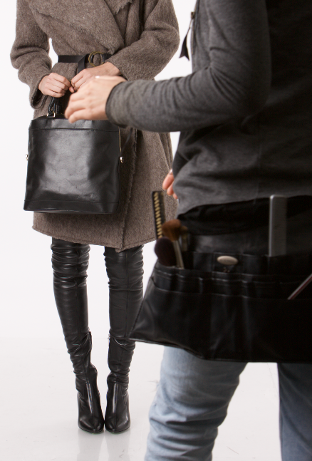 Metro Tall Satchel: Photoshoot