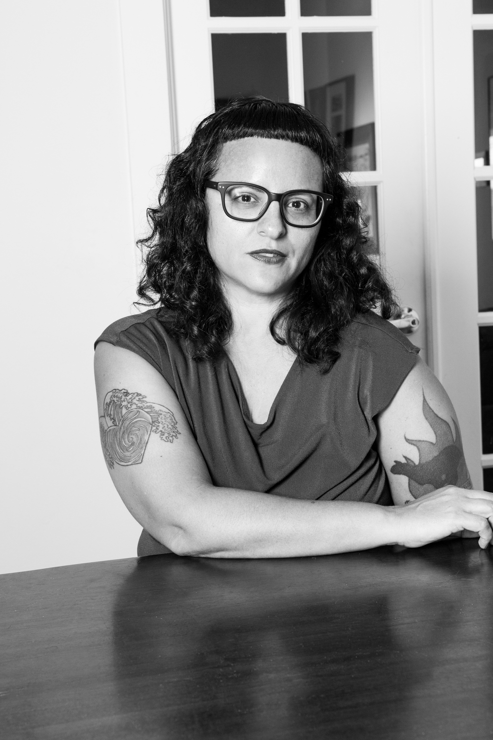 Wendy C. Ortiz is the author of   Excavation: A Memoir  (Future Tense Books, 2014) ,   Hollywood Notebook  (Writ Large Press, 2015)  and the forthcoming   Bruja    (Civil Coping Mechanisms, 2016) . Her work has appeared in  The New York Times, McSweeney's Internet Tendency ,  Hazlitt, Vol. 1 Brooklyn , and  The Nervous Breakdown , among other places. She lives in Los Angeles.