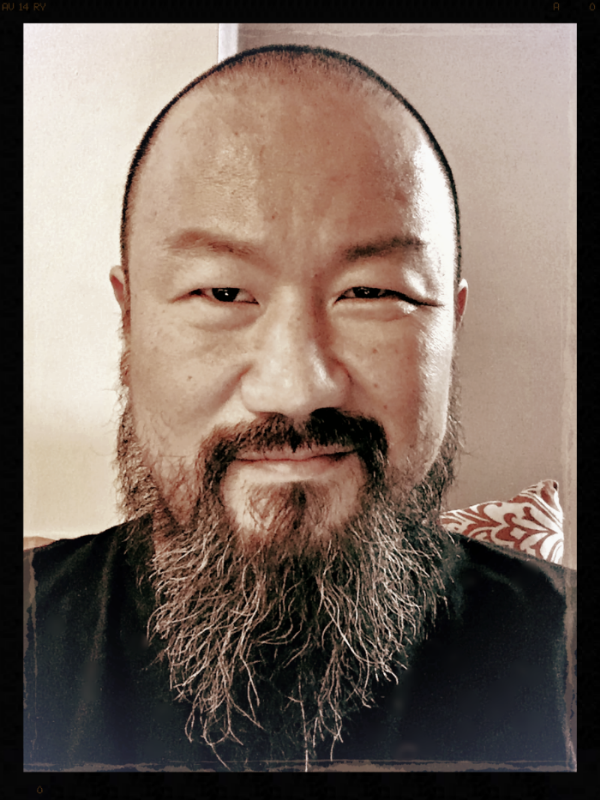 Chiwan Choi is the author of The Flood (Tía Chucha Press) and Abductions (Writ Large Press). His current project is Ghostmaker, a book he is writing, presenting, and destroying during the course of 2015. Chiwan is also a founding partner at  Writ Large Press , a DTLA based indie publisher.