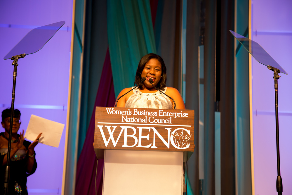 Alexzandria Johnson, 2014 Pitch Competition Winner