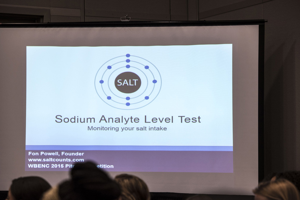 Fon Powell's presentation on salt