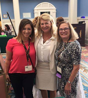 WBENC's Pat Birmingham & Amanda Zach had the honor of meeting Ann Dunwoody, the 1st female 4 Star General in the US Army