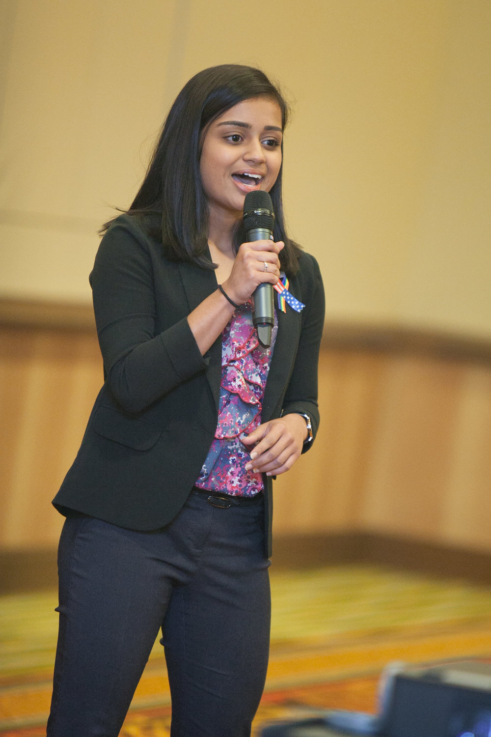Mona Amin, second place winner of EY WBENC SEP Pitch Competition, will return as SEP Alumna Mentor.