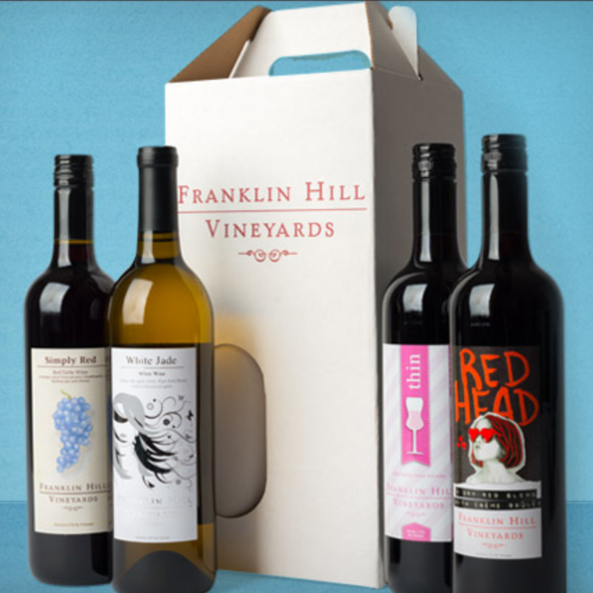 Franklin Hill Vineyard