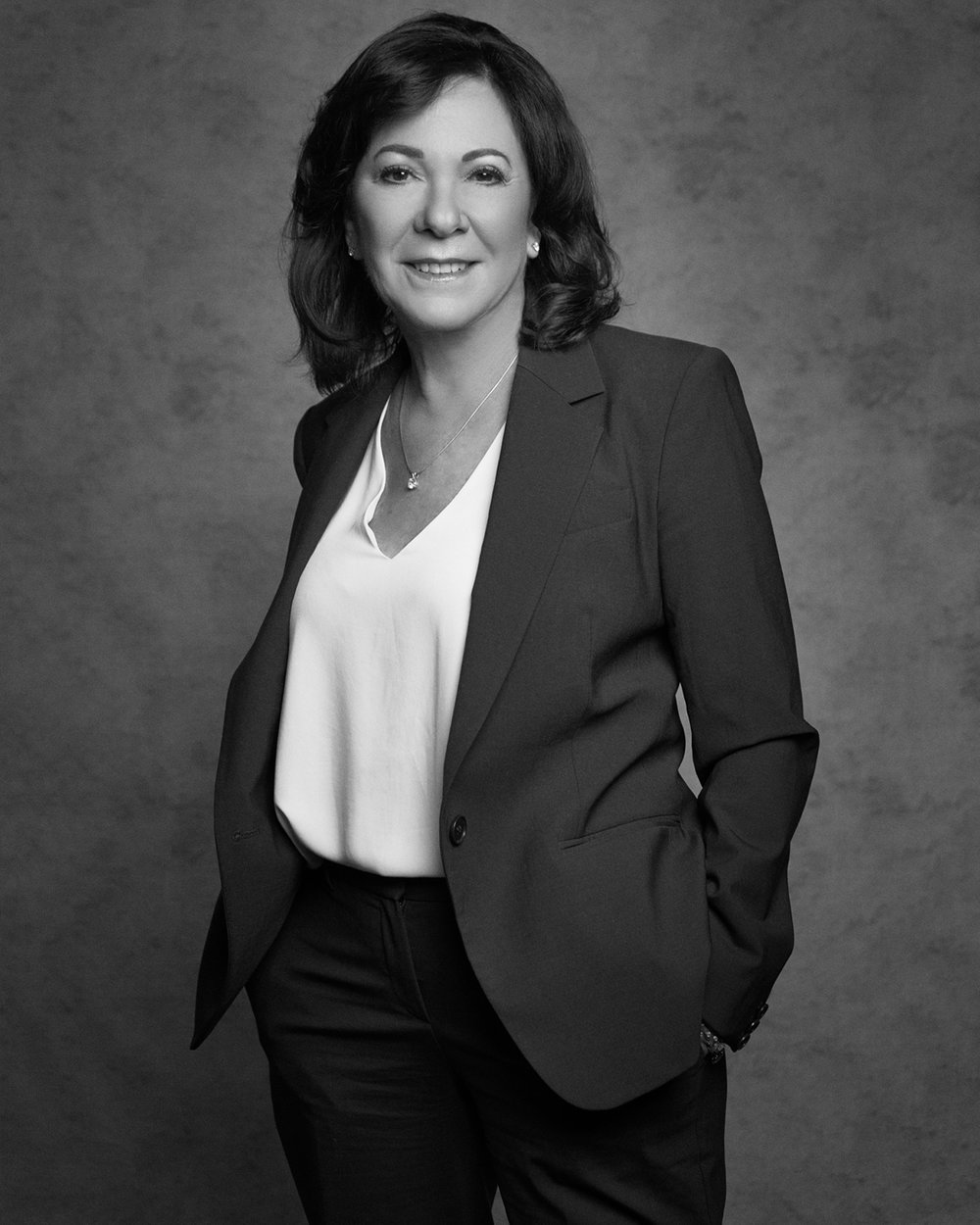 Sharon Olzerowicz. President & CEO of Hired by Matrix