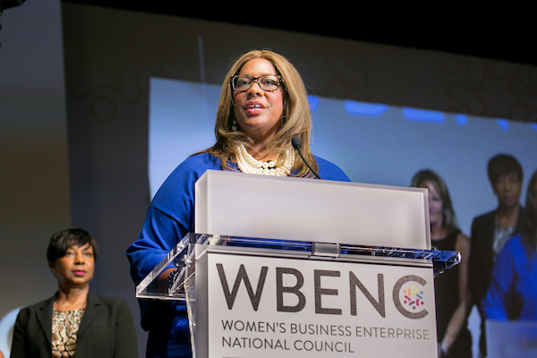 We announced a new strategic partnership with Women Impacting Public Policy (WIPP). Our own Candace Waterman will be leaving WBENC to lead WIPP as President.