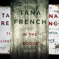 Tana French Dublin Murder Squad Series