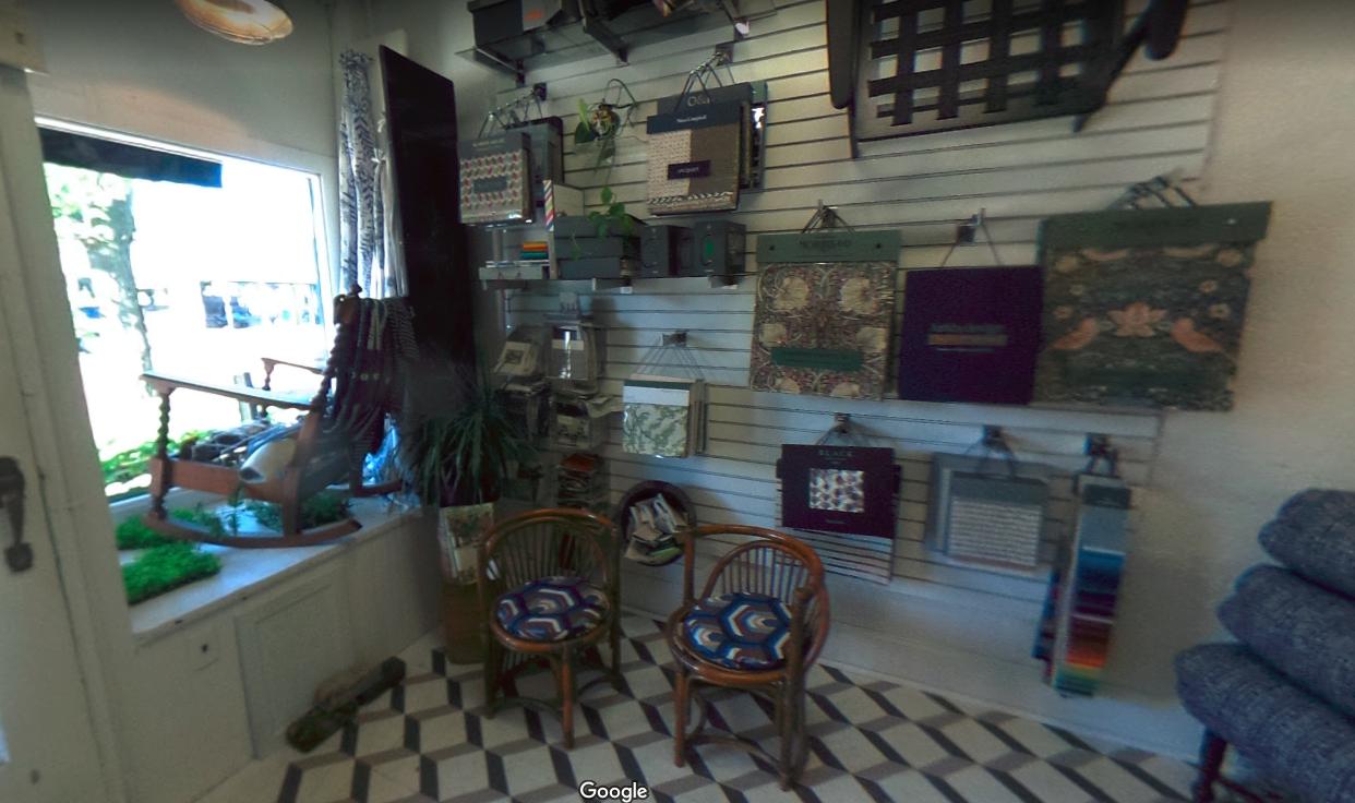 Google Maps Virtual Tour for Minneapolis Vintage Upholstering ...
