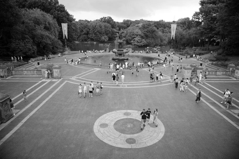 Bethesda Terrace, Central Park NYC