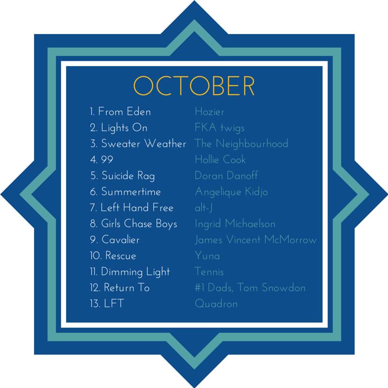 OctoberCremePlaylist