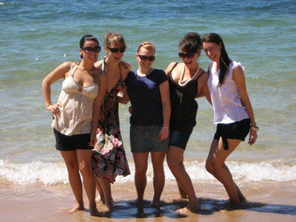 Mackeral Beach, 2006 (?)