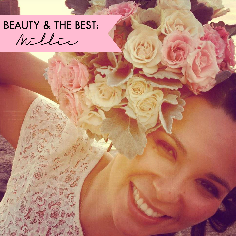 Beauty & The Best: Millie | cremelifestyle.com