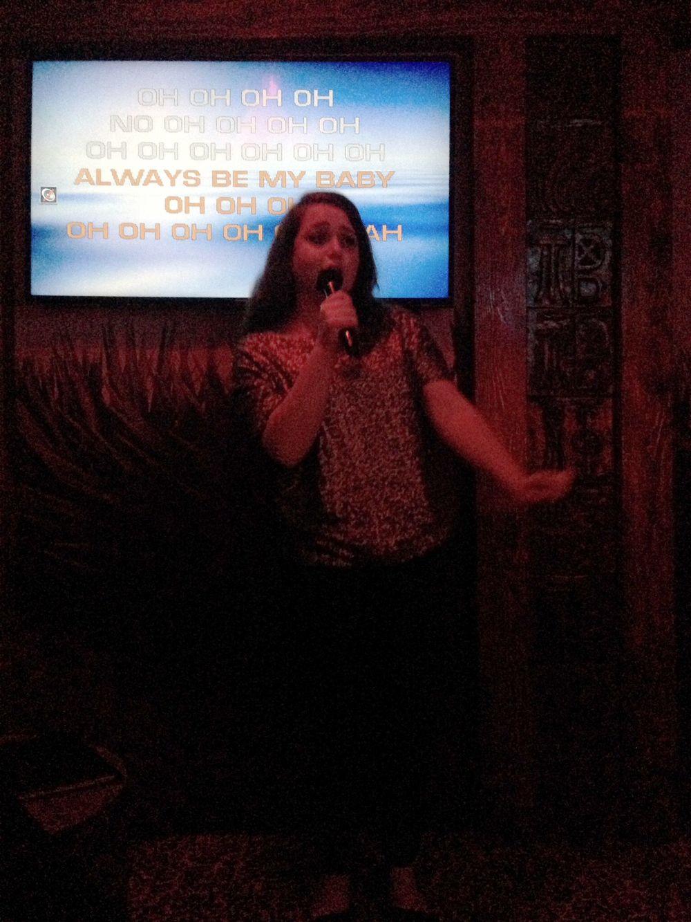Karaoke at Blind Dragon | cremelifestyle.com