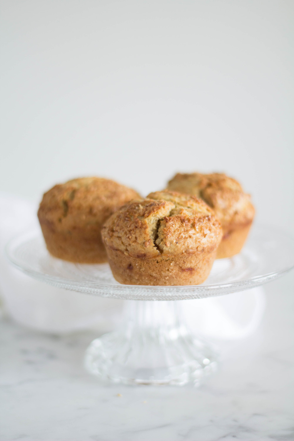 orange and quince muffins www.letstalkevergreen.com