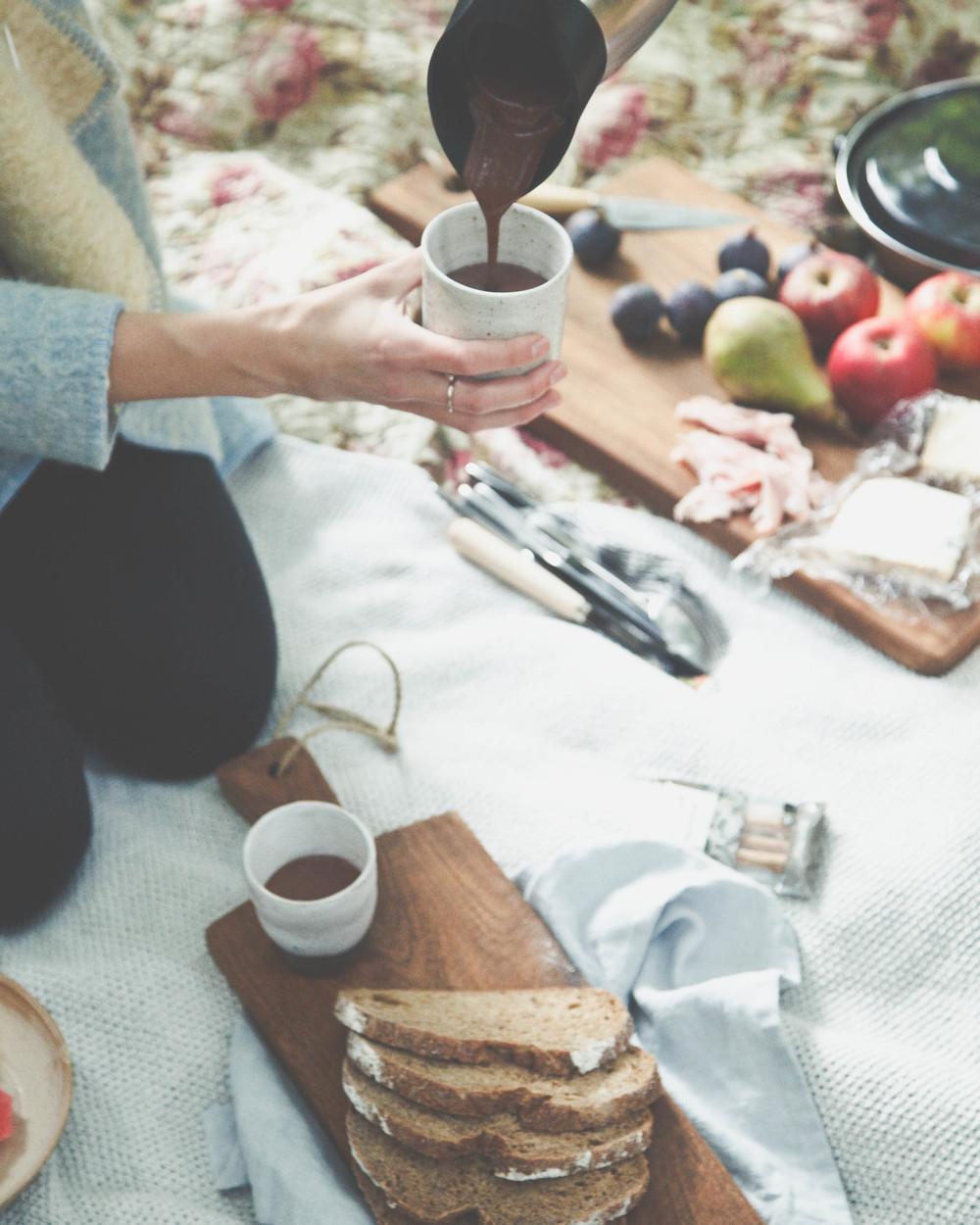 fall picnic www.letstalkevergreen.com