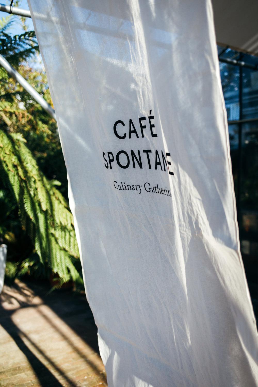 Cafe Spontane Botanical Supper